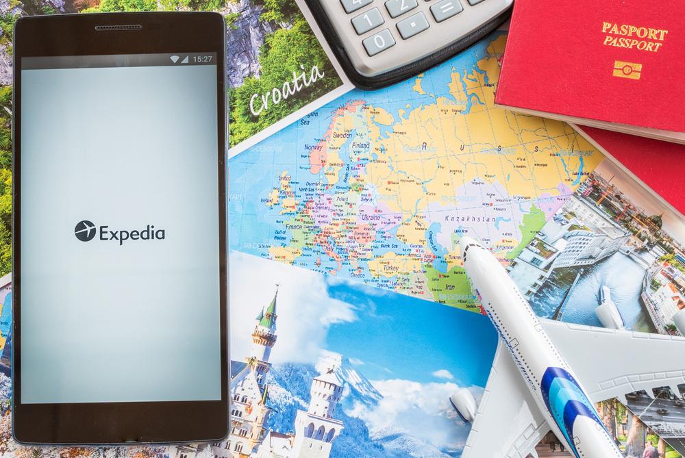 expedia flights in india