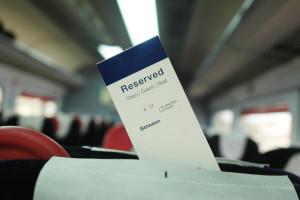 trainline seat reservation