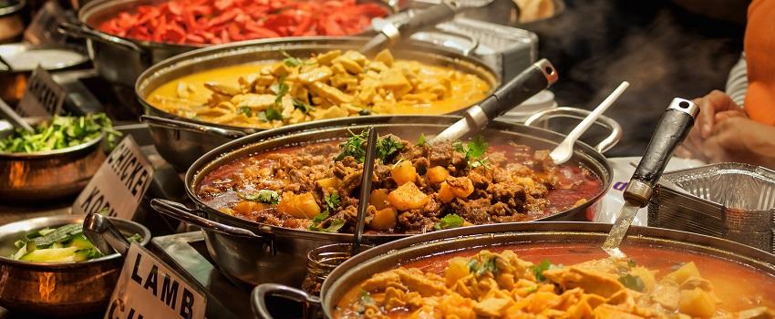 Indian Restaurants Near Me Lunch Buffet