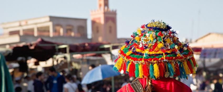 marrakech water boy